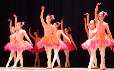 Escuela de Ballet Mejillones finalizó su quinto año con emocionante gala artística