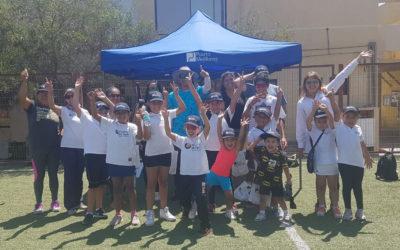 Alumnos de Escuela de Tenis conocieron las instalaciones de Puerto Mejillones