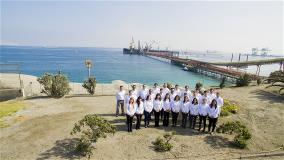 Puerto Mejillones es ratificado con el Sello ProPyme por tercer año consecutivo