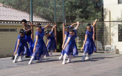 Escuela de Ballet de Mejillones visitó nuestro terminal