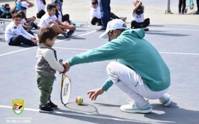 Escuela de Tenis Puerto Mejillones cierra temporada con campeonato interno
