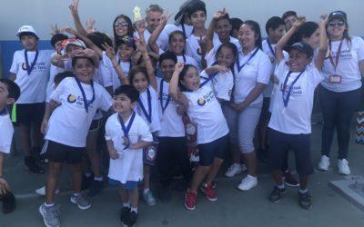 Escuela de Tenis Puerto Mejillones finalizó su quinto año promoviendo el deporte y la vida sana en la comuna