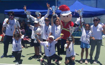 Escuela de Tenis Puerto Mejillones finalizó su cuarto año promoviendo el deporte y la vida sana en la comuna