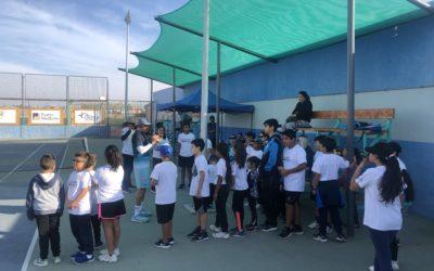 Horacio de la Peña realizó nueva jornada deportiva en Mejillones