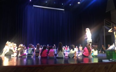 Escuela de Ballet Mejillones comenzó un nuevo año de clases