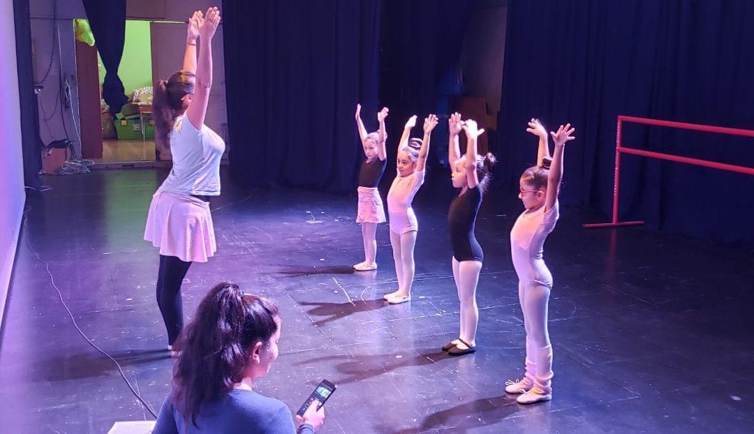 Escuela de Ballet Mejillones da inicio a su séptimo año de funcionamiento