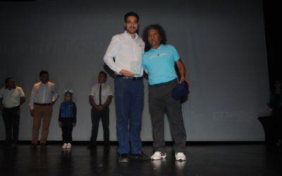 Puerto Mejillones es reconocido por la Corporación Deportiva de la comuna