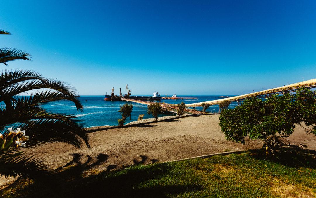 Puerto Mejillones participó de la Cumbre de Energías Limpias 2021